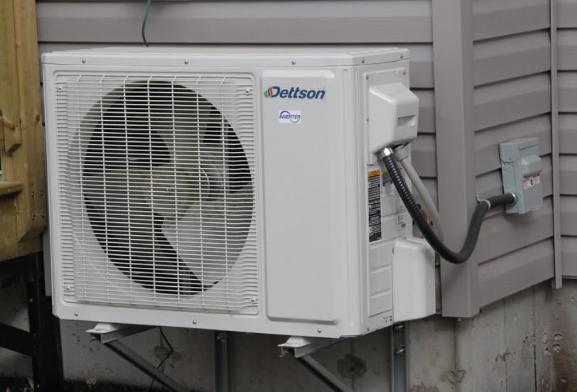 Heat pump furnace